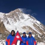 "K2: The ""Nepali Force"" Ties Winter Altitude Record"