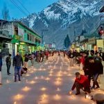 Candles lit in Skardu as a tribute to decased K2 climbers
