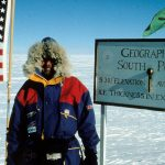 1989: Arved Fuchs traversed Antarctica, with Messner (Interview)