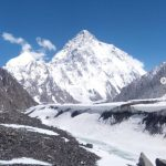 K2 photo, transmitted over the new communications tower