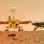 China's Mars rover