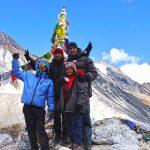 Manaslu Region trek in Winter