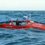 Five Solo Rowers Take to the Seas